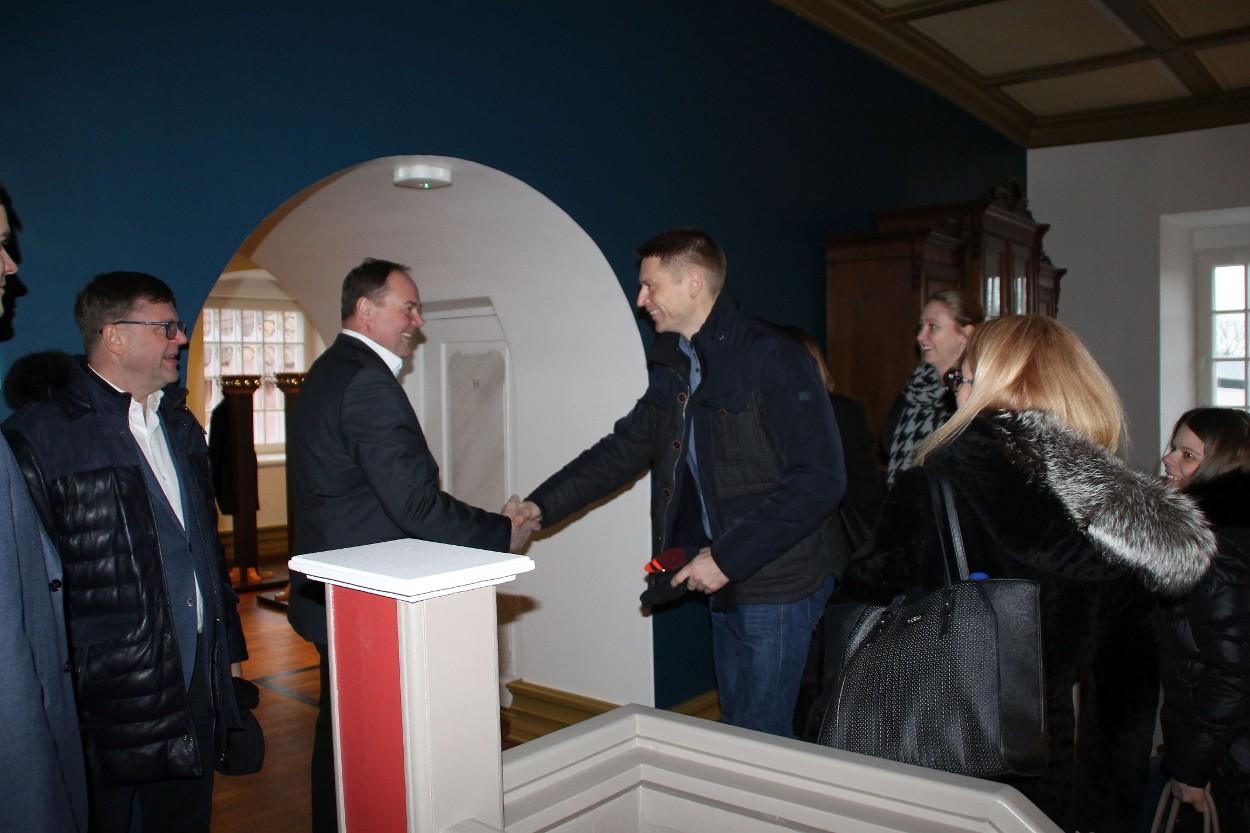 folder Jurmala delegatsiooni visiit