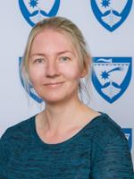 Diana Lõhmus, tarkvararakenduste administraator