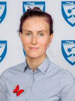 Renate Pihl, arenduse peaspetsialist