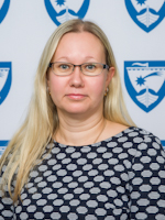 Karin Rahumeel, ametifoto
