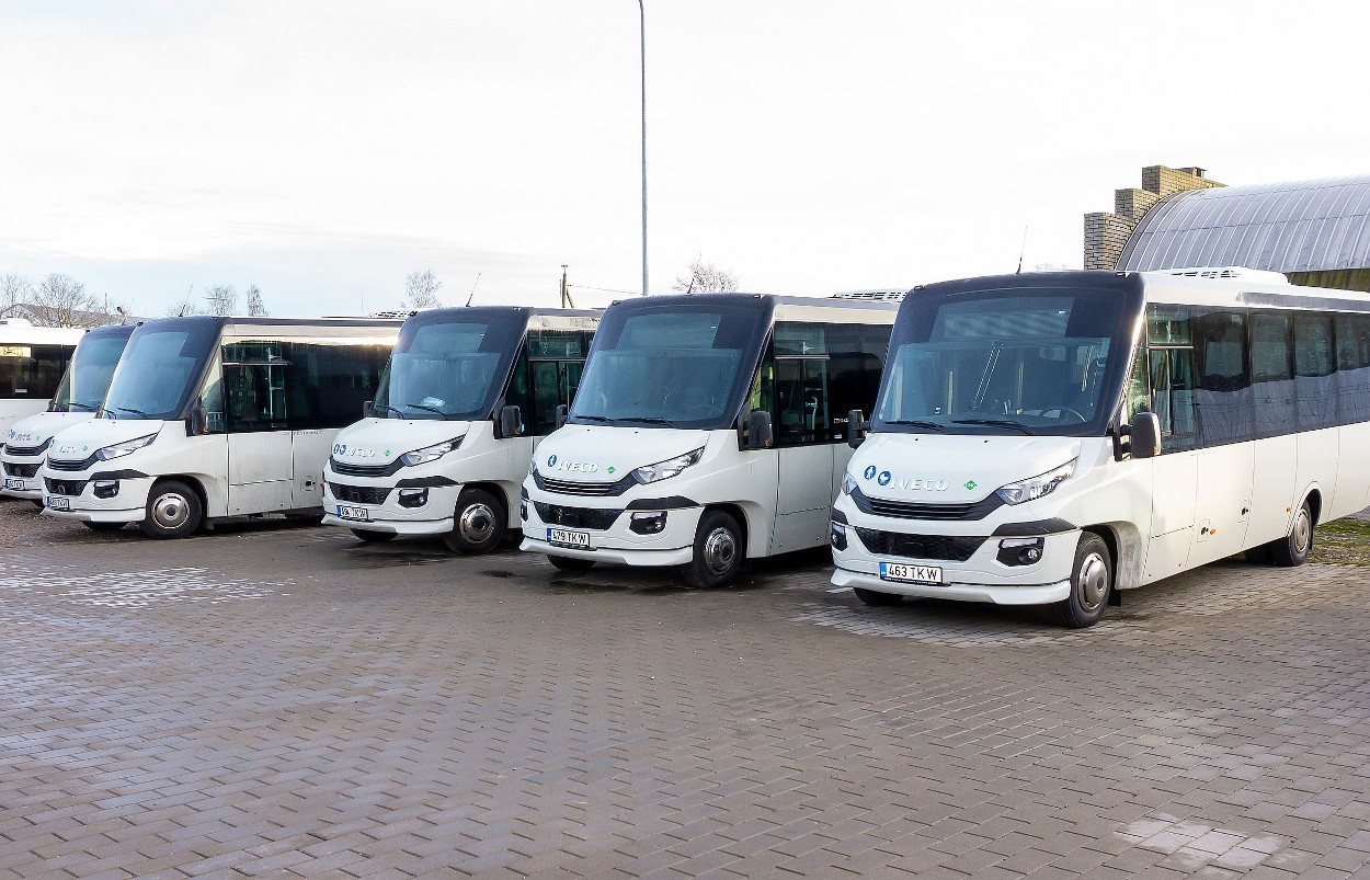 GoBus uued bussid